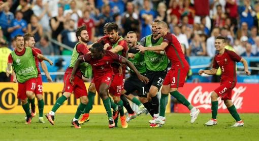 Форвард сборной Франции Антуан Гризманн признан лучшим игроком чемпионата Европы