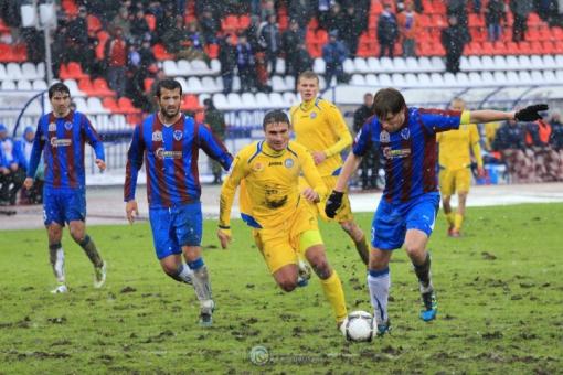футбол сегодня Image: Борьба: с соперником, полем, погодой. Премьер-лига
