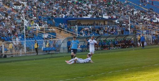 «Оренбург» и«Уфа» обменялись голами напоследних минутах
